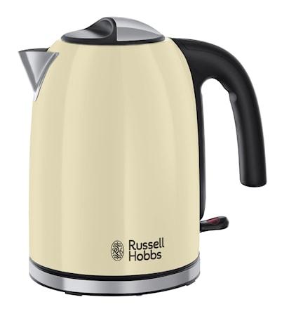 Russell Hobbs Vattenkokare Colours Cream 1,7l