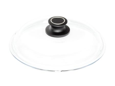 Glaslåg 24 cm