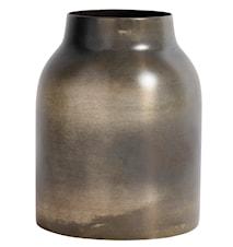 Tupi Vase 13 cm - Silber