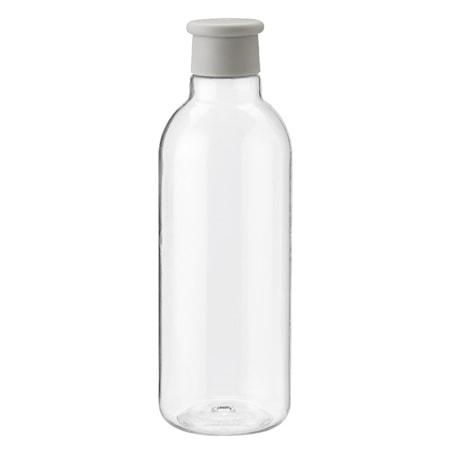 DRINK-IT Vandflaske Lysegrå 0,75 L