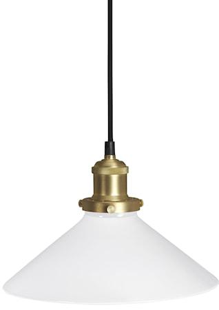 August Fönsterlampa Opal 25cm