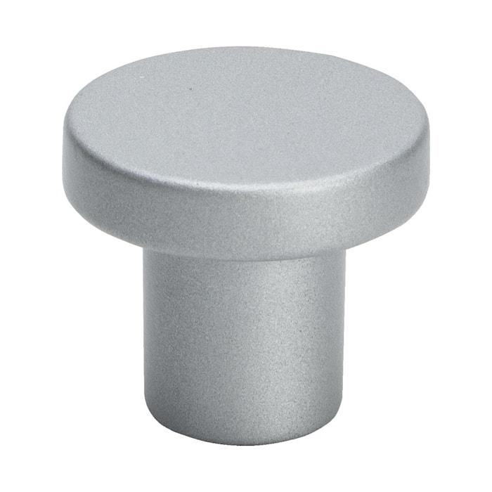 Knopp 2078 alu-look - 2,8 cm