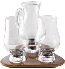 Whiskyglass tasting-sett 3-pakning