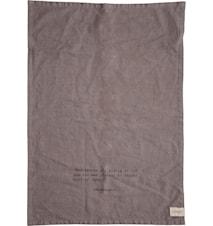 Kitchen Towel 'Bröd' (Bread) Gray