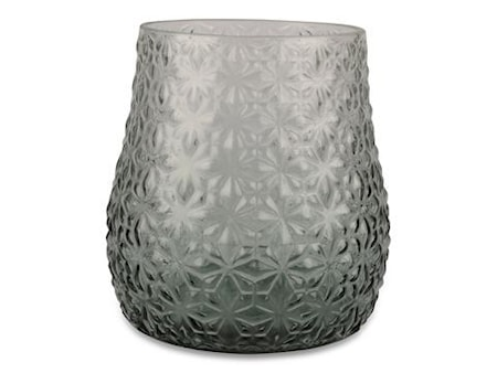 Form Living Vas Liten Glas 18x18cm Grön