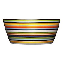 The origin bowl 25 cl orange