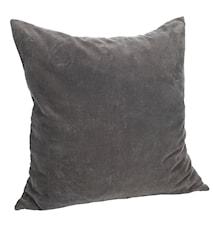 Kissenbezug 50x50 cm Dunkelgrau