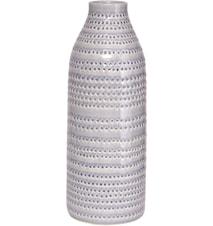 Vaso Corcles Ø 15 x 42 cm - grigio