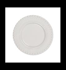 DAISY Desserttallerken Offwhite 22 cm