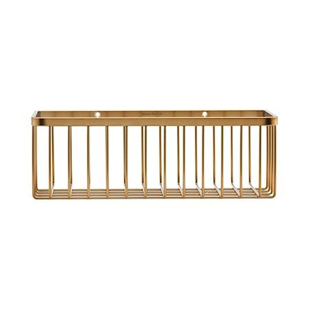 Kurv Bath Brushed Brass