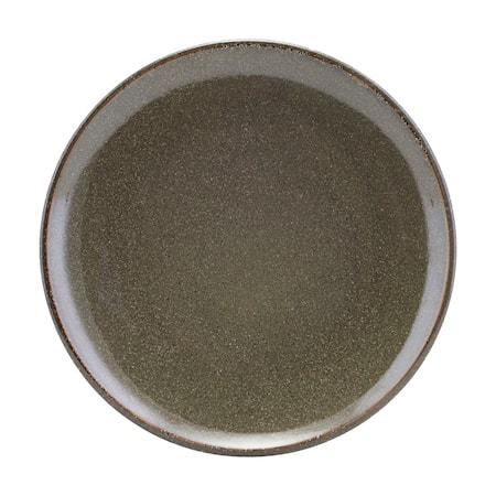 Lake Lunchtallerken Grön 21,4 cm