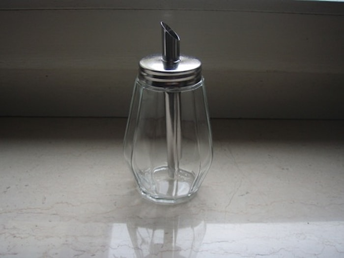 Sockerströare Glas 200 ml