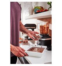 Artisan K400 Blender Rustik Svart