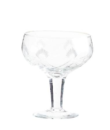 Cocktailglas Ø 9 cm