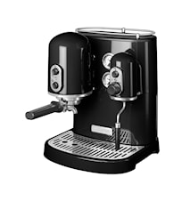 Artisan espressomaskin svart