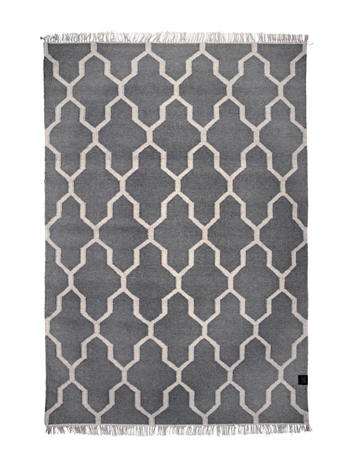 Tangier teppe titanium – 200x300