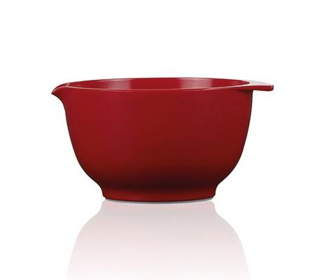Margretheskål Röd 350 ml
