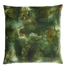 Bologna Kuddfodral 45x45 cm Grön