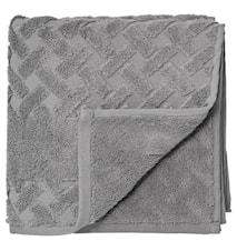 Handduk Laurie 100x50 cm Grå