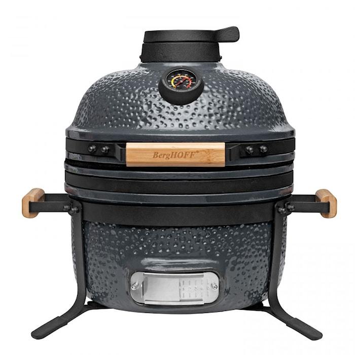 """RON Parrilla BBQ Cerámica Gris 40 cm (16"""")"""