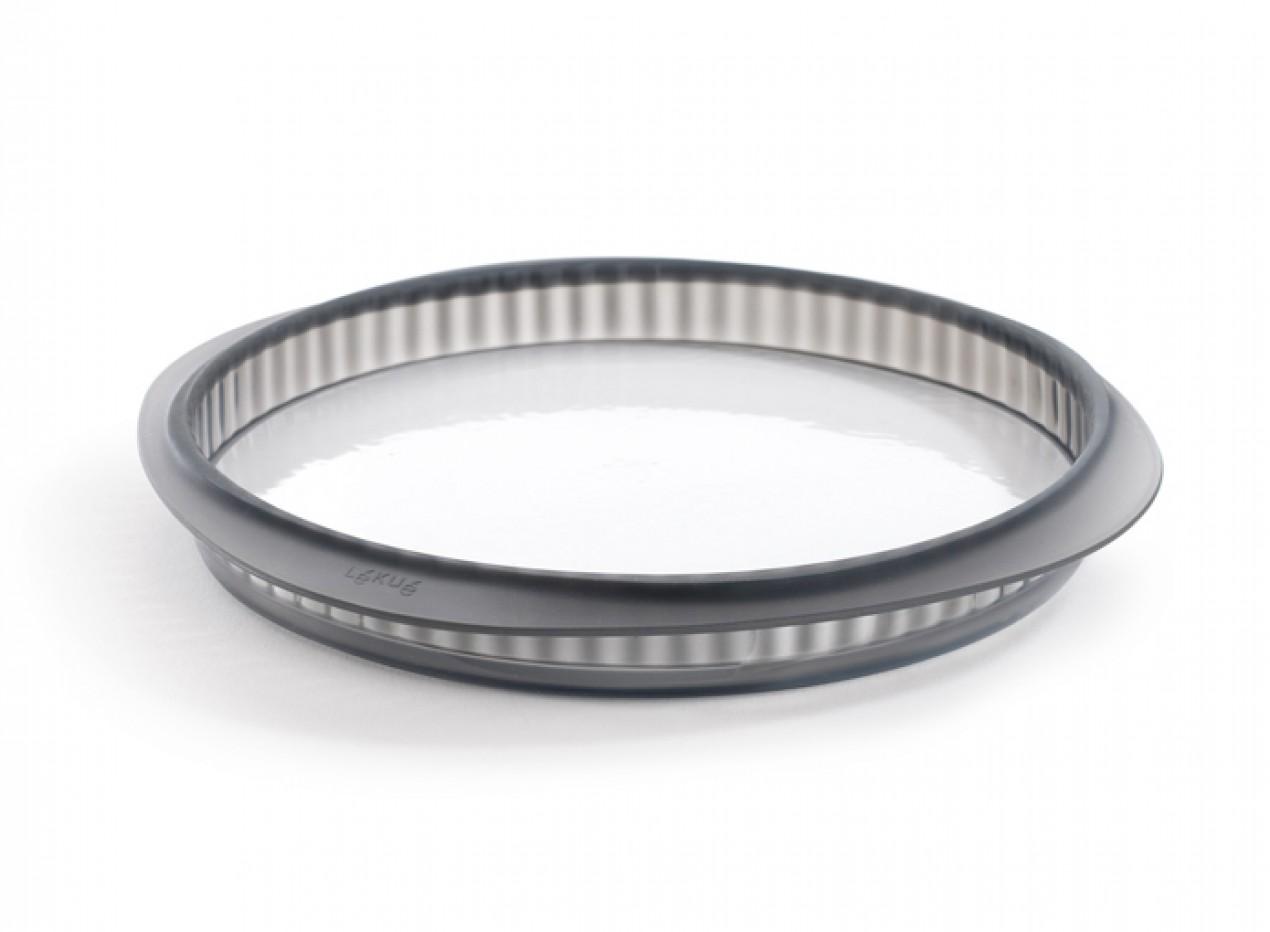 Duo pajform grå silikon
