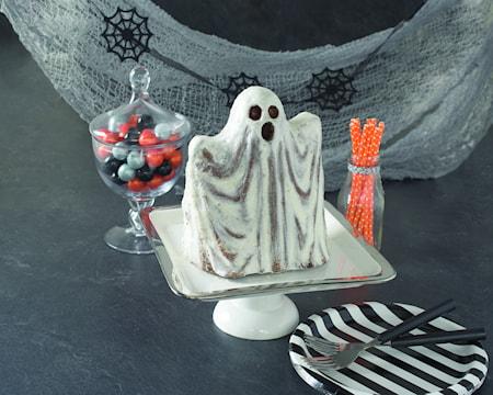 Ghost Bakform Aluminium Brun