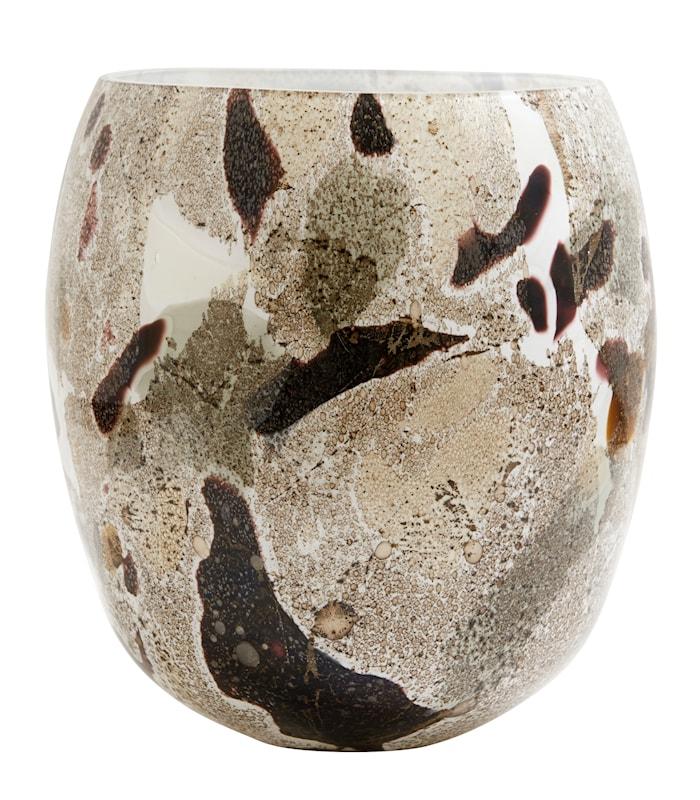 Modern Art Glas Vas Large
