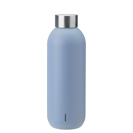 Keep Cool Vakuum Vattenflaska 0,6 L lupin/steel