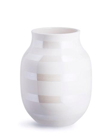 Omaggio Vase Pearl 20 cm