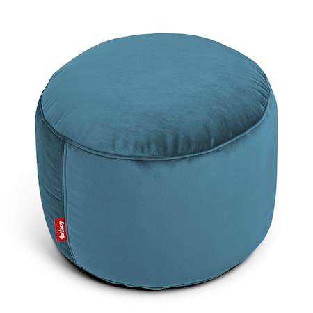Fatboy® Point Velvet Sittpuff Recycled Cloud