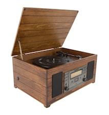 Vinylspelare Multifunktion Retro