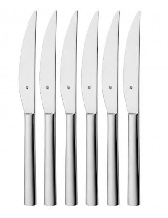Nuova biffkniv blank stål 23cm 6-pakk