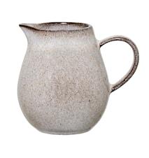 Pichet à lait Sandrine - gris