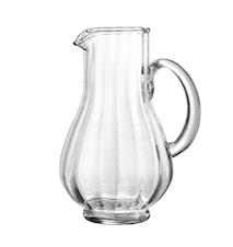 Karaffe aus Altglas