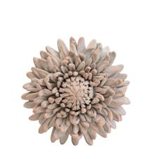 Pyntegjenstand Serafina Flower 3 cm
