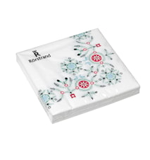 Swedish Grace Winter servetti 33x33 cm 20-pack