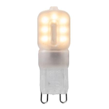 LED G9 Frostad Ljuskälla