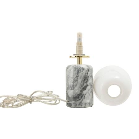 Pöytälamppu Harmaa Marble