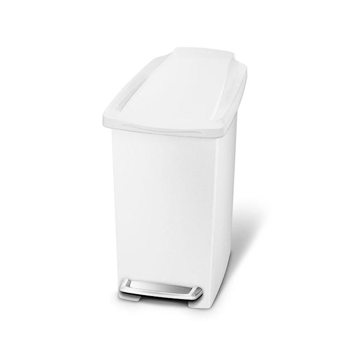 Pedalhink Vit Plast 10L