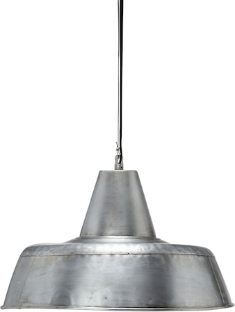 Taklampa Ashby Wide Silver
