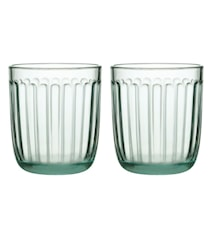 Raami Glass Recycled Edition 26 cl 2 stk.