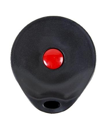 Bilmugg pip svart
