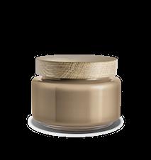 Palet Dosa med lock brun 1,2 l