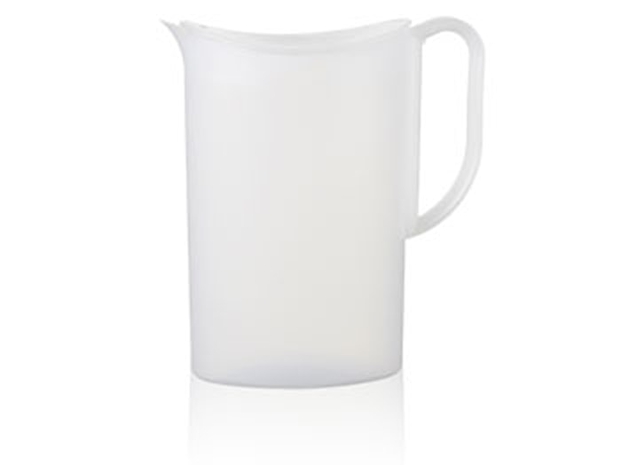 Mehukannu 1,5 l valkoinen
