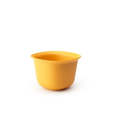 Tasty Tilberedningsskål Gul 1,5 L