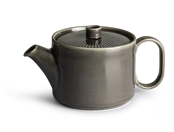 Coffee & More tekanna grå