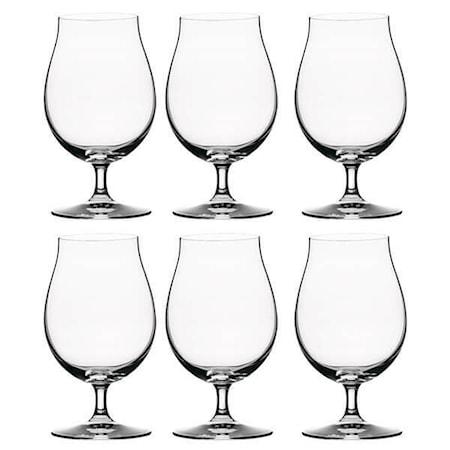 Ölglas Set 6 st 47,5 cl