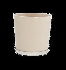 Basic Kruka Silver Grå 16 cm