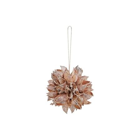 Ornament Seeds Ø 6 cm - Beige