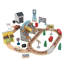 Disney® Pixar Cars 3 50 Piece Thomasville Set Track